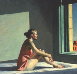 Edward Hopper, Sole di mattina